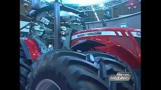 Marcas e Máquinas -24_09_11-Trator de alta potência da Massey Ferguson