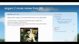 singam 2 movie online download                                                  report piracy