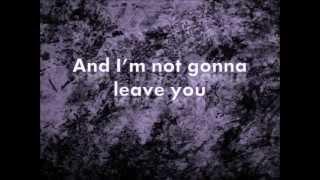 Let The Sparks Fly - Thousand Foot Krutch (Lyrics)