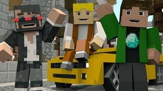 ♫ MINECRAFT SONG 'Minecraft Life' Animated Minecraft Music Video - TryHardNinja