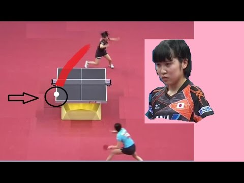 TT Asian Champion 2017 Hirano against DingNing QF highlights concise version