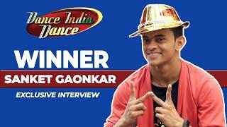 Exclusive Interview with DID 6 Winner Sanket Gaonkar | Dance India Dance | Zee TV