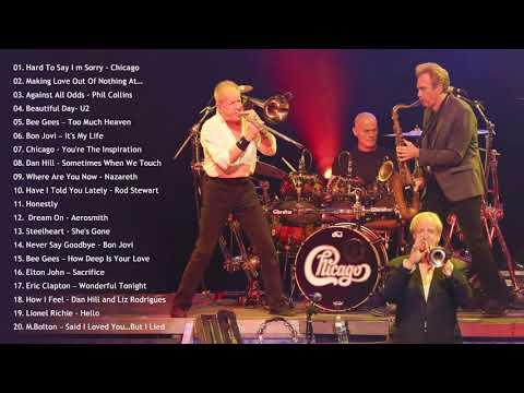 Chicago Lobo Bee Gees Rod Stewart Air Supply Best Soft Rock Songs Ever