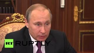 Russia: Putin appoints Ramzan Kadyrov as acting head of Chechnya