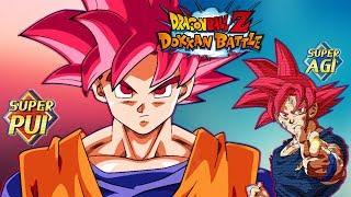 TOP 4 GODKU !!! | SHOWCASE GODKU AGI & PUI SPE 10 ! | DRAGON BALL Z DOKKAN BATTLE FR