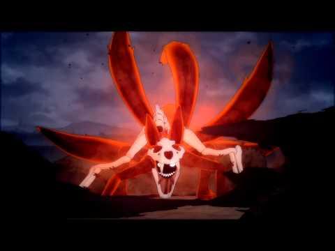 Naruto Shippuden Ultimate Ninja Storm 2 Sage Naruto vs Pain Cut scenes