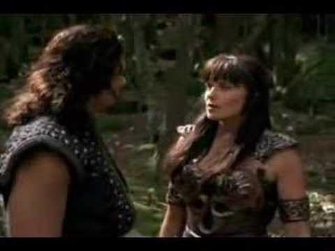 Xena & Ares I Could Never Be Your Woman