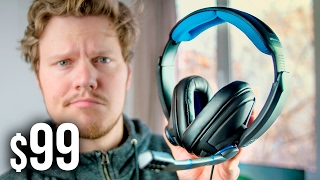 The Perfect $99 Gaming Headset?