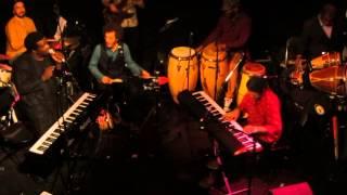 Colonial mentality - Lokkhi Terra - Dele Sosimi Afrobeat at La Linea