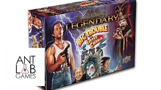 Legendary Big Trouble in Little China Playthrough
