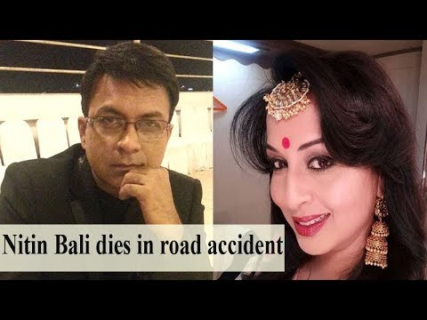 Xxx Mp4 Television Actress Roma Bali S Singer Husband Nitin Bali Dies In Road Accident 3gp Sex