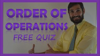 Order of Operations Math: Parentheses, Exponents | ATI TEAS, HESI, ACT, SAT Math