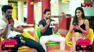 Sushant Rajput & Kriti Sanon find Raabta in Bollywood romantic movies | Mirchi Love | RJ Varun