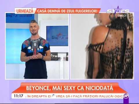 Beyonce, mai sexy ca niciodată