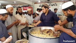 Laziz Chawal, Shoba Bazar Peshawar | Pakistani Street Food