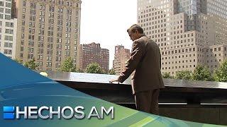 Sobrevivientes - William Rodríguez, sobreviviente y héroe del 11S