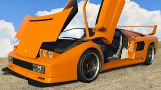 NEW MODDED ONLINE DLC VEHICLE! (GTA 5 Funny Moments)