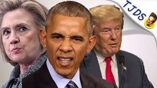 Who Is More Corrupt: Trump, Clinton or Obama? Surprising Answer!