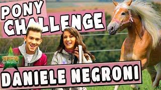 CHALLENGE mit Dschungelcamp Star DANIELE NEGRONI ✮ Ich bin ein Star holt mich hier raus 2018 ♥ IBES