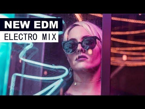 NEW EDM MIX - Electro House Dance Music 2018