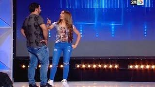 """كي كنتي كي وليتي"""" مع دنيا باطما وزوجها محمد ترك، الممثل ياسين أحجام وزوجته... الحلقة كاملة"""