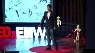 How to be a purple cow   Pratik Doshi   TEDxEMWS