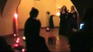 2008 La Casa di Bernarda Alba - 2°parte - regia Emanuela Petroni