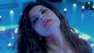 Zareen Khan's hottest erotic kissing scenes in slow motion