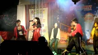 Renu Nagar Performing in JAYANTI ALWAR IDOL