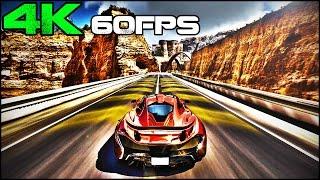 Trackmania 2   4K 60FPS(2160p60) True Graphics Gameplay
