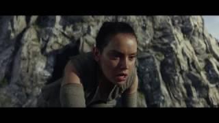 Star Wars Episode 8 The Last Jedi Trailer - Star Wars Celebration 2017 Orlando