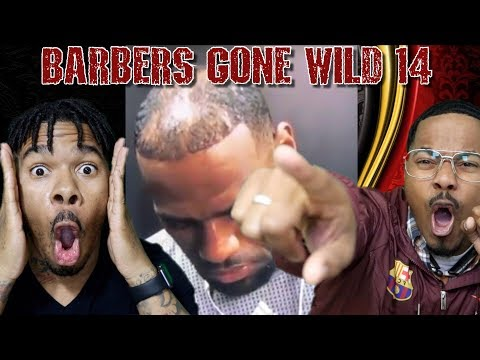 Xxx Mp4 BARBERS GONE WILD REACTION 14 3gp Sex