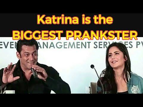 Xxx Mp4 Salman Khan Calls Katrina Kaif A PRANKSTER 3gp Sex