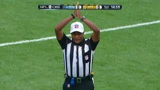 NFL Scores on the First Play of the Game