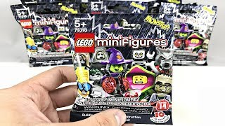 LEGO Monsters Minifigures - Special 12 pack opening!