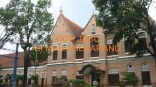 SMAK Cor Jesu Malang (Gedung Sekolah & Para Guru).wmv