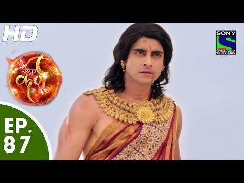 Suryaputra Karn - सूर्यपुत्र कर्ण - Episode 87 - 1st November, 2015