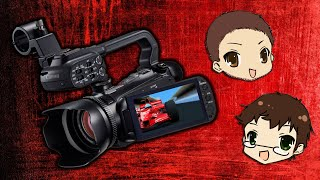 Unboxing a Canon XA10 Professional Camcorder! -- November 24th 2015 Vlog