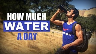 How Much Water Do We Really Need to Drink?  Info by Guru Mann