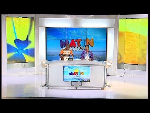 Matin Bonheur de RTI 1 du 23 Juin 2017 avec Eva et Marco