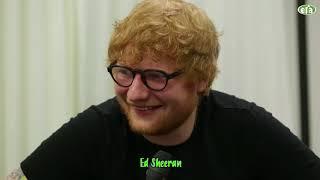 Jaa Road To Ed Sheeran in Malaysia