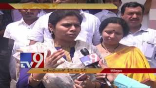 Nandyala Bypoll : Face to face with Minister Akhila Priya - TV9