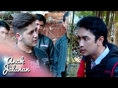 Haykal Menghajar Alex Bersama Abah Rama  [Anak Jalanan] [24 April 2016]