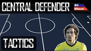 How to Play Center Back | AllTactics