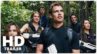 Allegiant Trailer | Divergent 3 | 2016