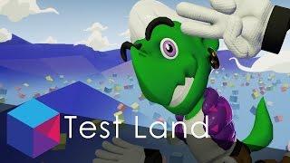 Rad - Test Land Raw