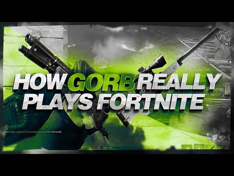Xxx Mp4 How Gorb Really Plays Fortnite 3gp Sex