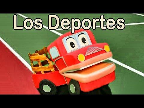 Xxx Mp4 Los Deportes Barney El Camion Canciones Infantiles Educativas Video Para Niños 3gp Sex