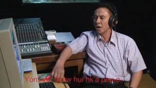Lahu song. Yon ve chaw hui cheh kui ( A Ron Shwe )