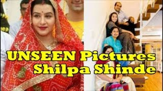 Unseen Pictures of Bigg Boss 11 Contestant Shilpa Shinde